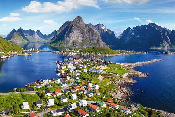Norway Scenic City